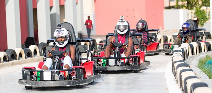 Image result for go karting ghana